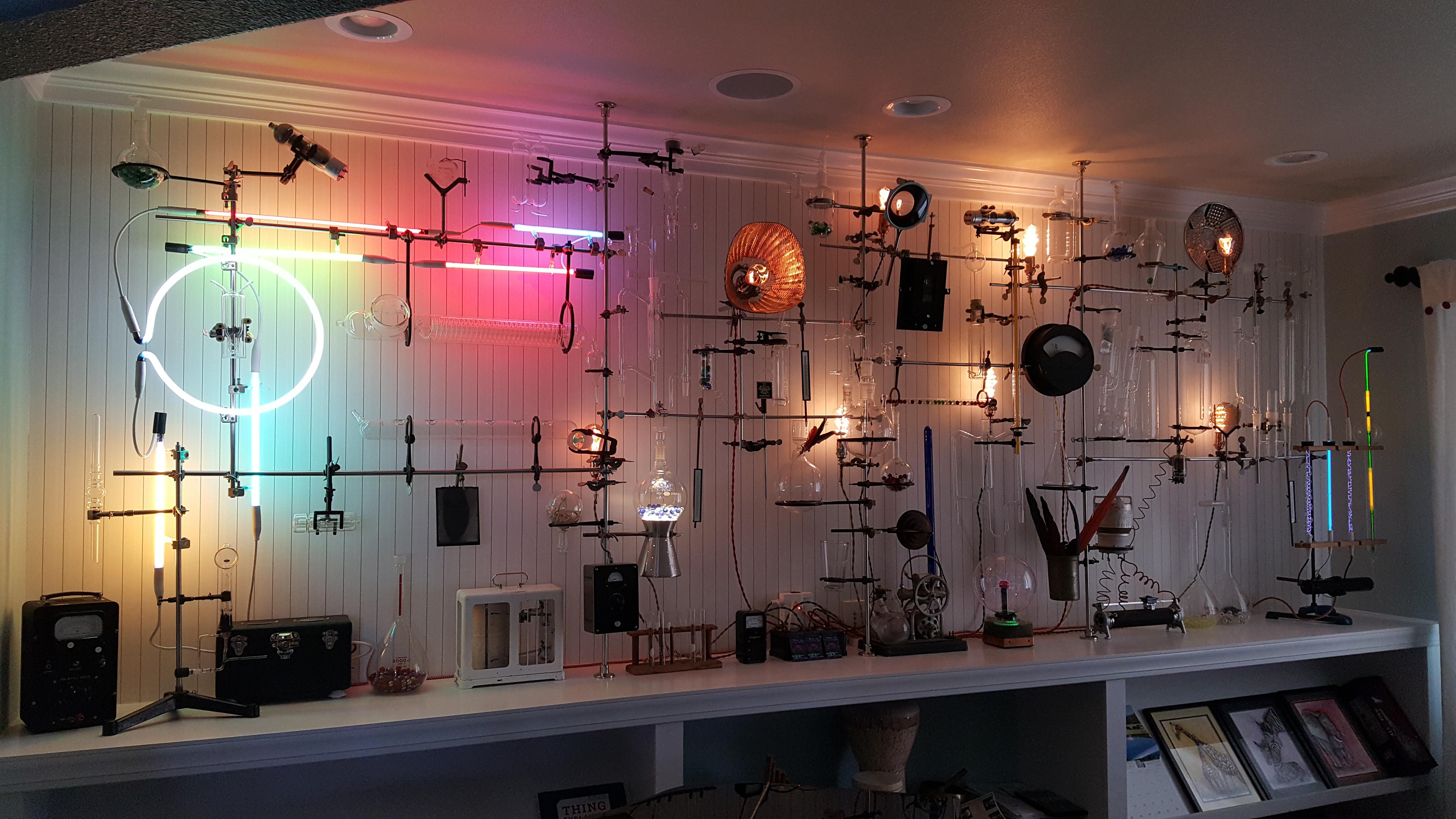 Colorado Springs Co residential Laboratory installation